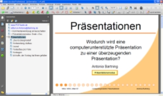 diese prsentation als pdf datei 98 kb ansehen klick - Powerpoint Prasentation Beispiel